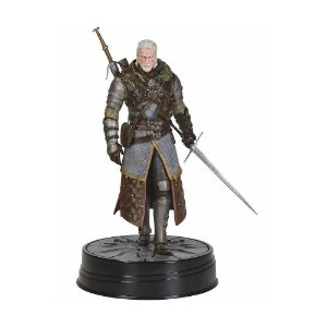 Action Figure Geralt (Grandmaster Ursine) The Witcher 3 - Dark Horse