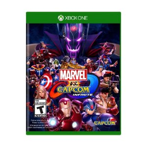 Jogo Marvel vs. Capcom: Infinite - Xbox One
