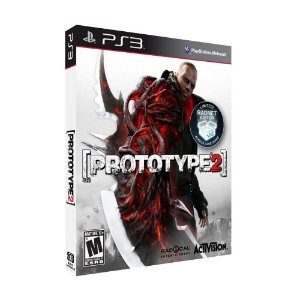 Jogo Prototype 2 (Limited Radnet Edition) - PS3