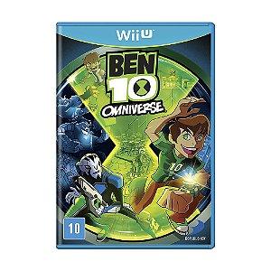 Jogo Ben 10 Omniverse - Wii U