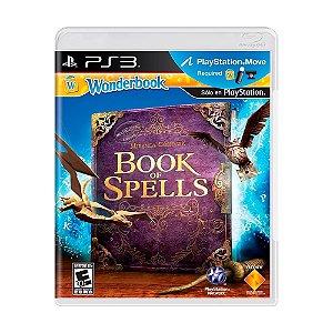 Jogo Book of Spells - PS3