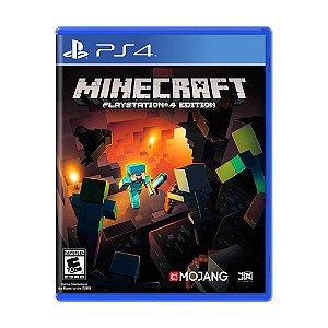 Jogo Minecraft: PlayStation 4 Edition - PS4