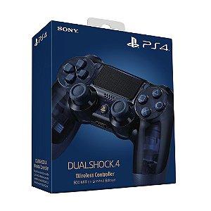 Controle Sony Dualshock 4 Edição Limitada 500 Milhões (Com led frontal) - PS4