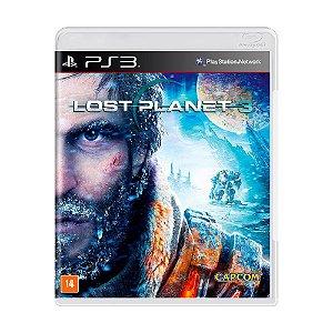 Jogo Lost Planet 3 - PS3