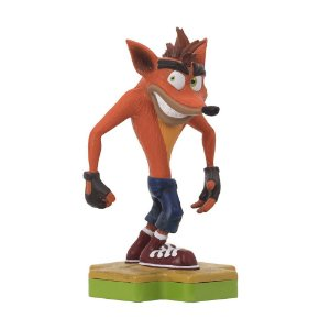 Boneco Crash 03 Crash Bandicoot - Totaku