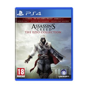 Jogo Assassin's Creed: The Ezio Collection - PS4