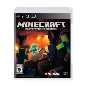 Jogo Minecraft: PlayStation 3 Edition - PS3