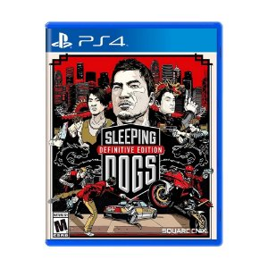 Jogo Sleeping Dogs: Definitive Edition - PS4