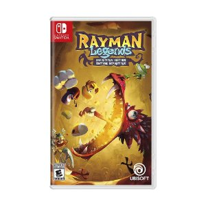 Jogo Rayman Legends: Definitive Edition - Switch