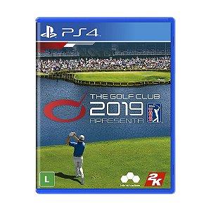 Jogo The Golf Club 2019 Featuring PGA Tour - PS4