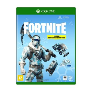 Jogo Fortnite (Pacote Congelamento Profundo) - Xbox One
