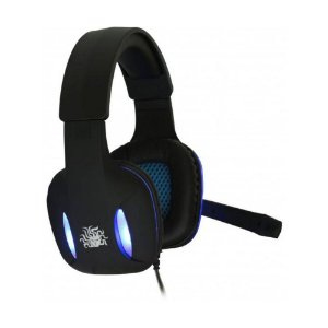 Headset Gamer Nemesis 5+ 0054 LED com fio - PC