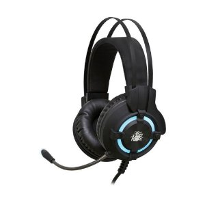Headset Gamer Nemesis 5+ 0058 LED 7.1 com fio - PC