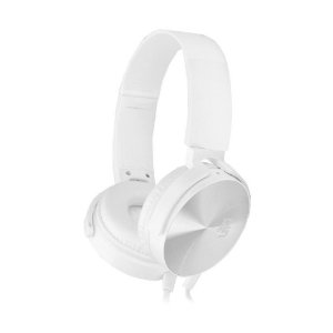 Headset Performance Sound Essential Branco com fio - PC, Mobile