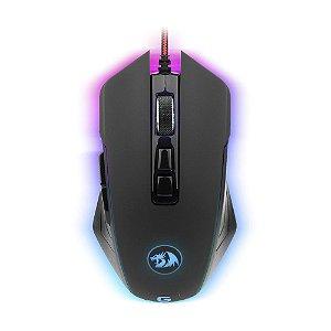 Mouse Gamer Redragon Dagger 10000dpi com fio