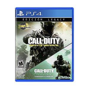 Jogo Call of Duty: Infinite Warfare (Edición Legacy) - PS4