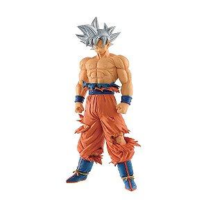 Action Figure Son Goku Ultra Instinct (Grandista Resolution of Soldiers) Dragon Ball Super - Banpresto