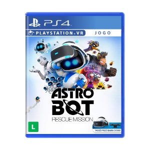 Jogo Astro Bot: Rescue Mission - PS4 VR