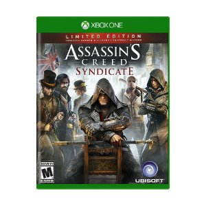 Jogo Assassin's Creed: Syndicate (Limited Edition) - Xbox One