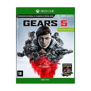 Jogo Gears 5 - Xbox One