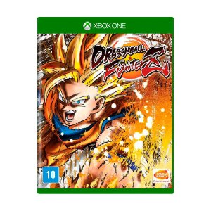 Jogo Dragon Ball FighterZ - Xbox One