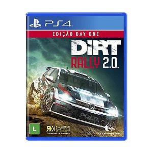 Jogo DiRT Rally 2.0 (Edição Day One) - PS4