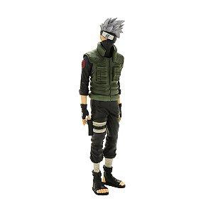 Action Figure Kakashi Hatake (Grandista Shinobi Relations) Naruto Shippuden - Banpresto