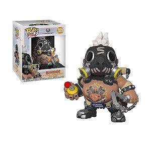 Boneco Roadhog 309 Overwatch - Funko Pop