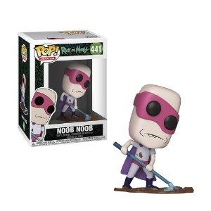 Boneco Noob Noob 441 Rick and Morty - Funko Pop