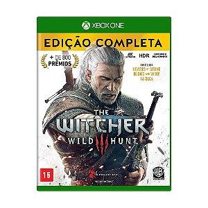 Jogo The Witcher 3: Wild Hunt (Edição Completa) - Xbox One
