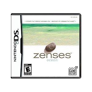 Jogo Zenses: Ocean - DS