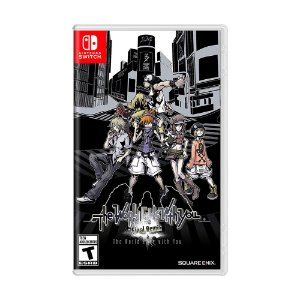 Jogo The World Ends With You: Final Remix - Switch