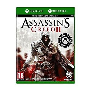 Jogo Assassin's Creed II - Xbox One