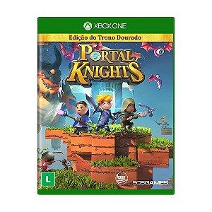 Jogo Portal Knights (Edição do Trono Dourado) - Xbox One