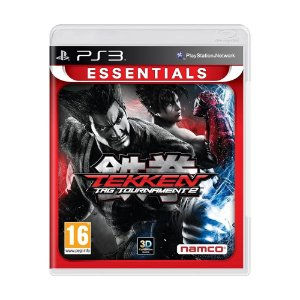 Jogo Tekken Tag Tournament 2 - PS3