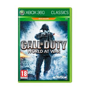 Jogo Call of Duty: World at War - Xbox 360 (Europeu)