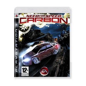 Jogo Need for Speed: Carbon - PS3