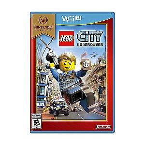 Jogo LEGO City Undercover - Wii U