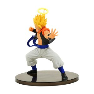 Action Figure Gogeta Super Saiyan (World Figure Colosseum) Dragon Ball Z - Banpresto