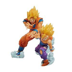 Action Figure Goku & Gohan (Vs Existence) Dragon Ball Z - Banpresto