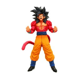 Action Figure Son Goku Super Saiyan 4 (Super Master Stars Piece) Dragon Ball GT - Banpresto