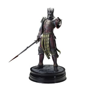 Action Figure Eredin Bréacc Glas The Witcher 3 - Dark Horse Deluxe