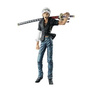 Action Figure Trafalgar Law (Big Size Figure) One Piece - Banpresto