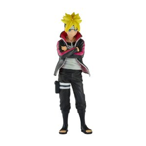 Action Figure Boruto Uzumaki (Shinobi Relations Neo) Boruto - Banpresto