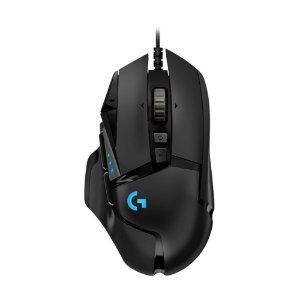 Mouse Gamer Logitech G502 RGB 16000dpi com fio