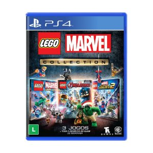 Jogo LEGO Marvel Collection - PS4