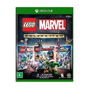 Jogo LEGO Marvel Collection - Xbox One