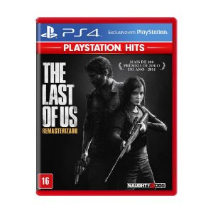 Jogo The Last of Us: Remasterizado - PS4