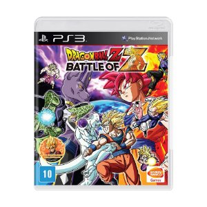 Jogo Dragon Ball Z: Battle of Z - PS3