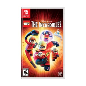 Jogo LEGO The Incredibles - Switch